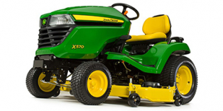 2019 John Deere Select Series X500 X570 (48-Inch Deck)