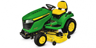 2019 John Deere Select Series X500 X580 (54-Inch Deck)