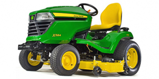 2019 John Deere Select Series X500 X584 (48-Inch Deck)