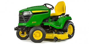 2019 John Deere Select Series X500 X590 (54-Inch Deck)