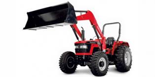 Tractor com - 2016 Mahindra 5500 Series 5555 4WD Shuttle