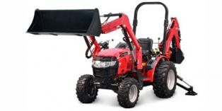 Tractor Com 2016 Mahindra Max Series 26xl 4wd Hst