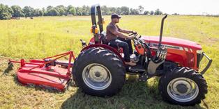 Tractor com - 2016 Massey Ferguson 2600H Series 2604H Tractor