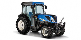 2019 New Holland T4F Narrow Series T4.110F Cab