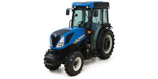2019 New Holland T4V Vineyard Series T4.100V ROPS