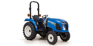 2019 New Holland Boomer™ Compact 35 ROPS