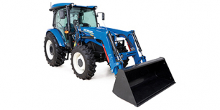 2017 New Holland Workmaster™ 75 4WD Cab