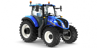 2019 New Holland T5 Series Tier 4B T5.120 Dual Command Cab
