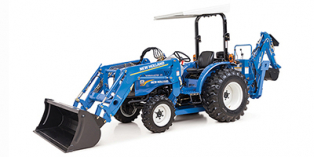 2019 New Holland Workmaster™ Sub Compact 25S