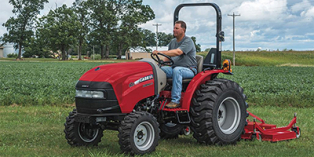2019 Case IH Farmall® Utility A-Series 75A 2WD with ROPS