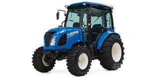 2019 New Holland Boomer™ Compact 50 Cab
