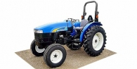 2011 New Holland TT-A Series TT50A