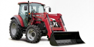2019 Case IH Farmall® Utility C-Series 90C with Cab