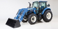 2015 New Holland T4 Series T4.120 DC