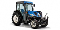 2016 New Holland T4F Narrow Series T4.100F 4WD Cab