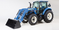2017 New Holland T4 Series T4.120 DC Cab
