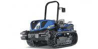 2018 New Holland TK4 Series TK4.100M ROPS