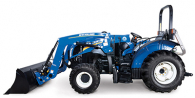 2020 New Holland Workmaster 120 ROPS