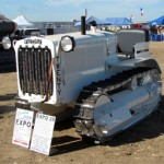 First Caterpillar Tractor Displayed at CONEXPO-CON/AGG 2011