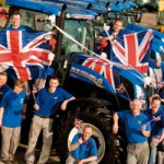 New Holland Tractors Available with Union Flag in April