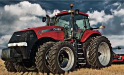 Case IH Unveils Magnum 370 CVT Tractor