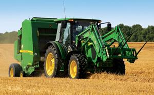 John Deere Redesigns 5 Series Utility Tractors