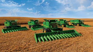 John Deere Boasts Largest Launch of New ag Equipment in History