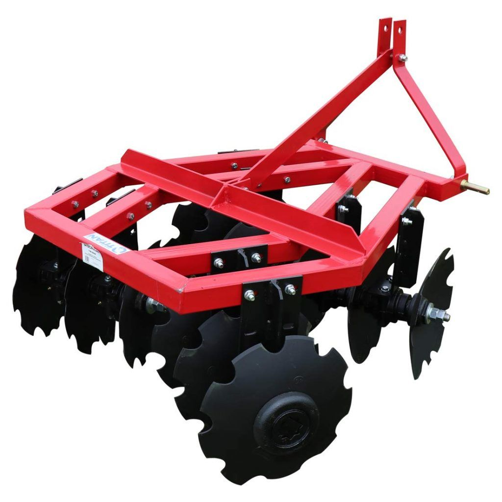 Disc Harrow Plow