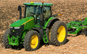 John Deere 7280R Named Tractor of the Year