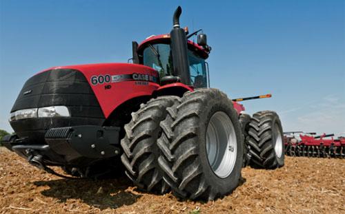 Case IH Steiger 600 Tractor