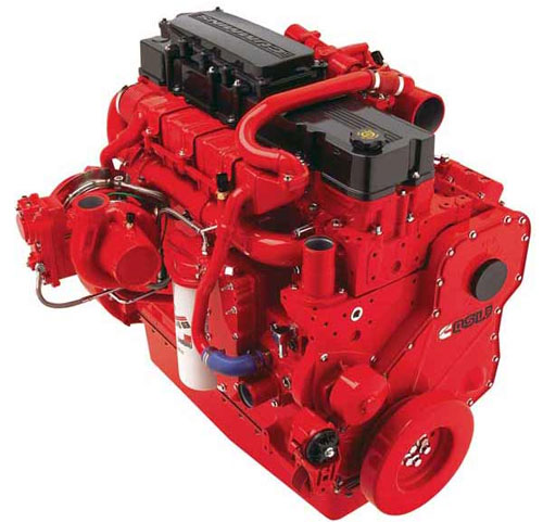 Cummins QSX9 Engine Tier 4i