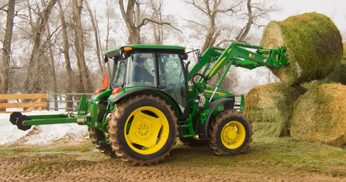2011 John Deere 5105M