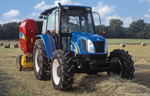 2011 New Holland T5060