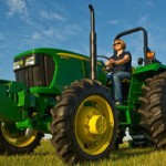John Deere Reports Increased First-Quarter Sales