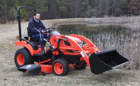 Kioti CS240 Sub Compact Tractor
