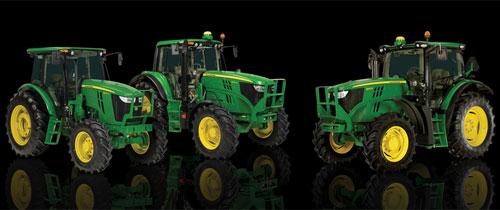 John Deere 6 Series Tractors