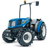 New Holland Launches T3F Compact Specialty Tractor