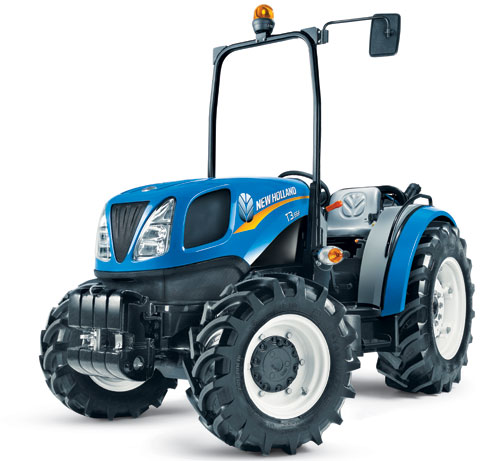 New Holland T3 55F Front Left