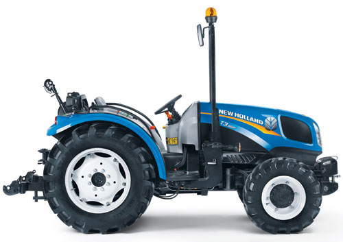 New Holland T3 55F Profile