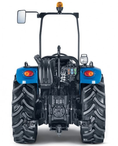 New Holland T3 55F Rear