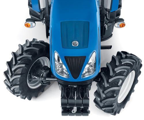 New Holland T3 55F Wheels