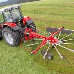 Massey Ferguson Offers New Rotary Rakes