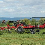 Massey Ferguson Introduces Two New TD Series Tedders