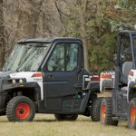 Bobcat Unveils New PTO-Equipped Utility Vehicles