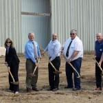 AGCO Begins Expansion of Minnesota Facility