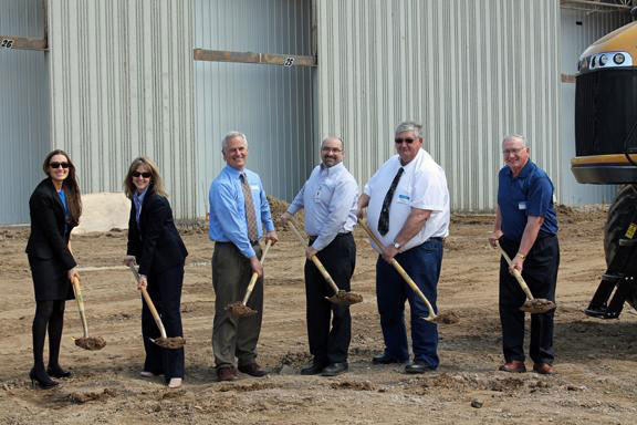 AGCO Groundbreaking Ceremony