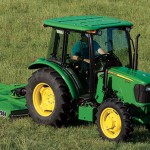 John Deere Unveils Updated 5E Tractor Series