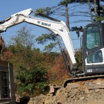 Bobcat Introduces New E63 Compact Excavator