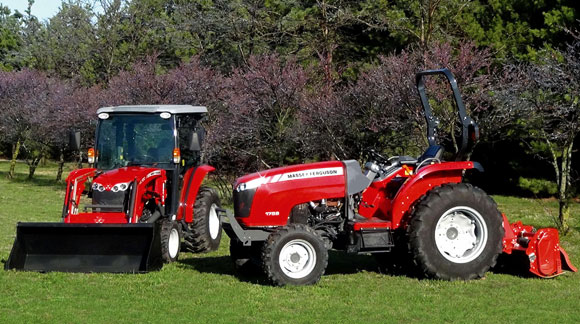 Massey Ferguson 1700 Series Pair