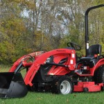 Mahindra Tractor Sales Up 40% in North America in 2013